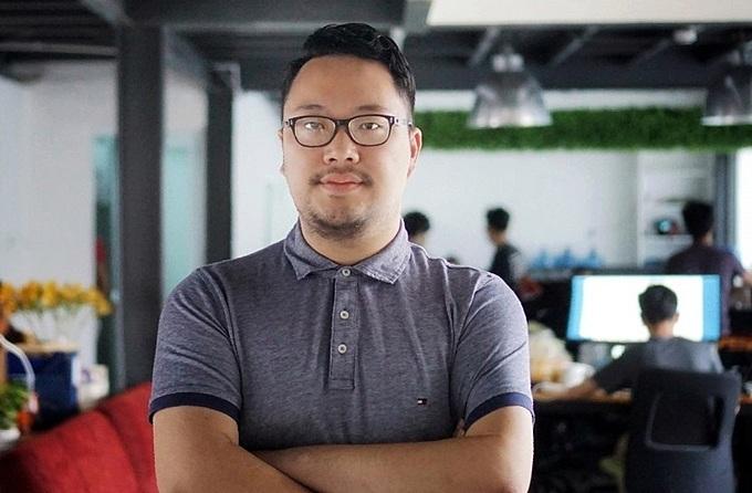 Nguyễn Đức Anh – CEO và đồng sáng lập Uiza.