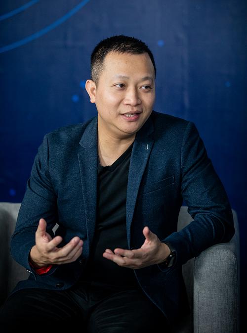 Nhà sáng lập Tiki khuyên startup cần cẩn trọng tham gia thị trường thương mại điện tử bằng giải pháp đột phá, hướng tới tăng lợi ích cho khách hàng. Ảnh: Thành Nguyễn.