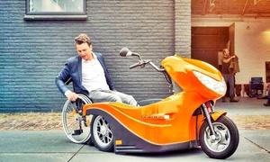Xe điện cho người khuyết tật