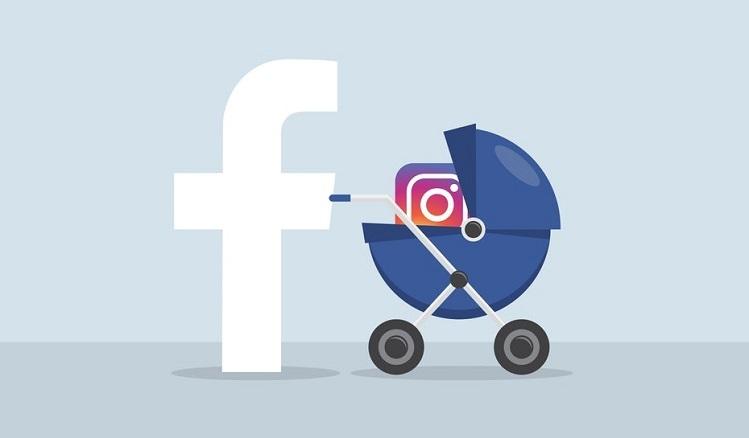 Facebook mua lại startup Instagram là một trong những vụ mua lại thú vị cho thấy hướng đi thâm nhập nhân khẩu học mới của các ông lớn công nghệ. Ảnh:99designs.
