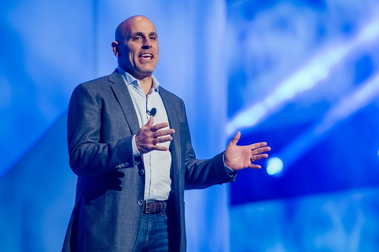 Marc Lore,giám đốc thương mại điện tử của Walmart. Ảnh: Arkansasbusiness.