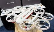 Startup dùng drone kiểm tra hạ tầng giao thông