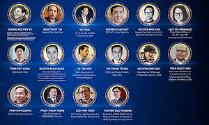 30 chuyên gia quốc tế đào tạo startup tại Hack4Growth