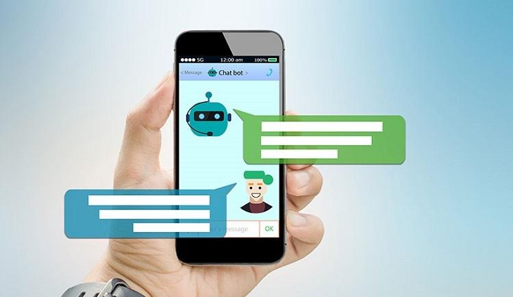 Trong bối cảnh khách hàng đang yêu cầu thời gian phản hồi nhanh và chính xác trên nền tảng trực tuyến, trí tuệ nhân tạo sẽ giúp các doanh nghiệp có thể trả lời tất cả các truy vấn của họ ngay lập tức mà không cần nhân sự quản lý thông qqua các chatbot. Ảnh: Hotelbusiness.