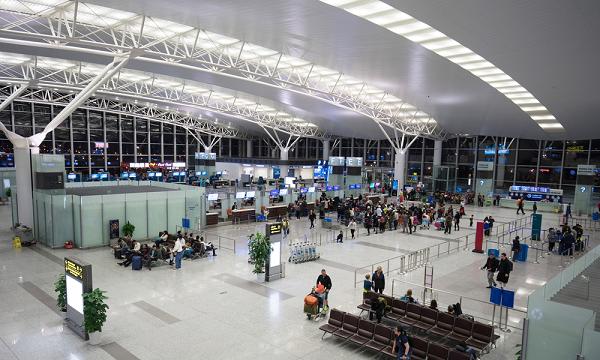Hệ thống Wifi marketing và DOOH của Goldsun có mặt tại các sân bay trên toàn quốc.