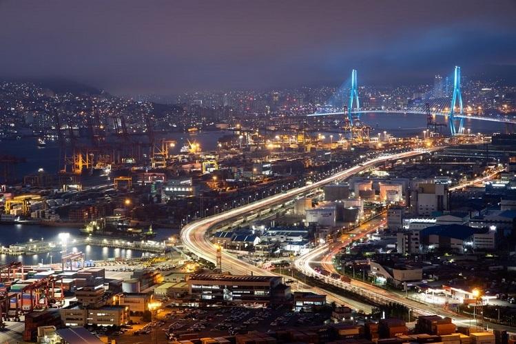 Hàn Quốc trở thành quốc gia có lượng doanh nghiệp khởi nghiệp lớn thứ 6 thế giới. Ảnh: bloomberg.