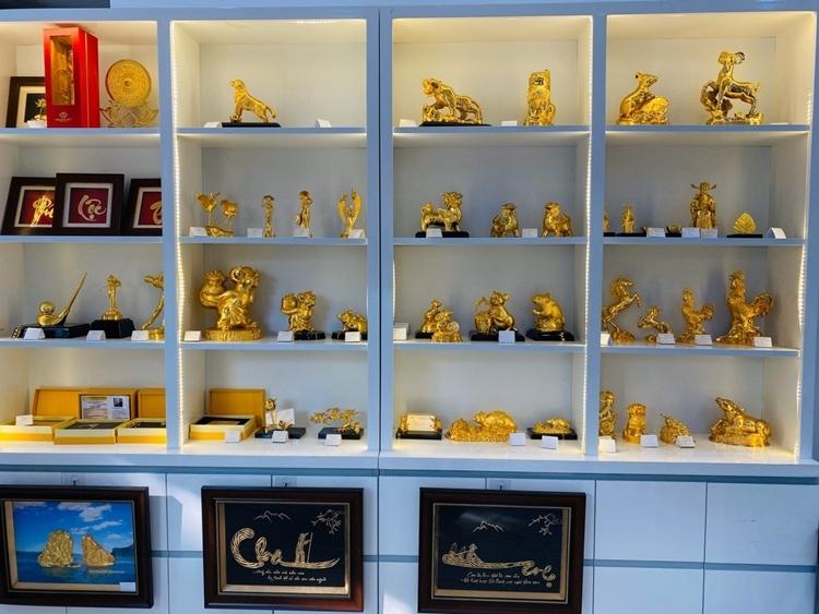 Mỗi hình tượng đều được Golden Gift Việt Nam chế tác thành các sản phẩm với hình dáng phong phú.