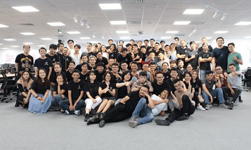 Startup game nhạc Việt có 700 triệu lượt download