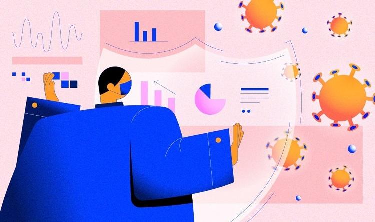 Dịch Covid-19 đang ảnh hưởng nặng đến nền kinh tế toàn thế giới, đặc biệt là các startup còn non trẻ, đòi hỏi các nhà sáng lập cần có kế hoạch chi tiêu, cắt giảm chi phí, nhân viên... Ảnh: Asianscientist.