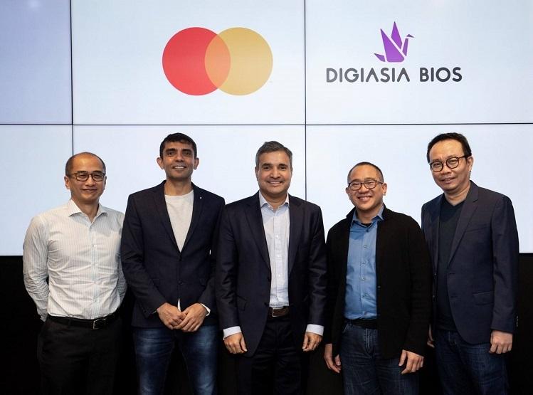 Sự kiện Mastercard tài trợ Series B cho startup fintech Digiasia. Ảnh: Mastercar