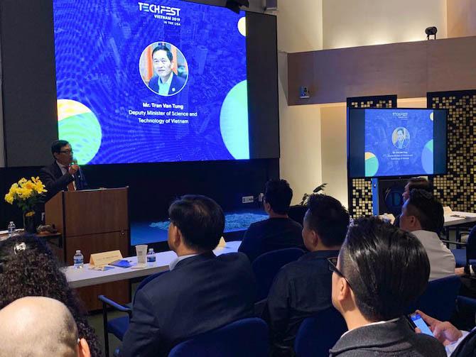 Chuỗi sự kiện kết nối quốc tế bên lề Ngày hội khởi nghiệp sáng tạo quốc gia Techfest Vietnam 2020 dự kiến tổ chức tại Đức - Pháp, Úc và Hoa Kỳ từ tháng 9 - 11 tới đây.