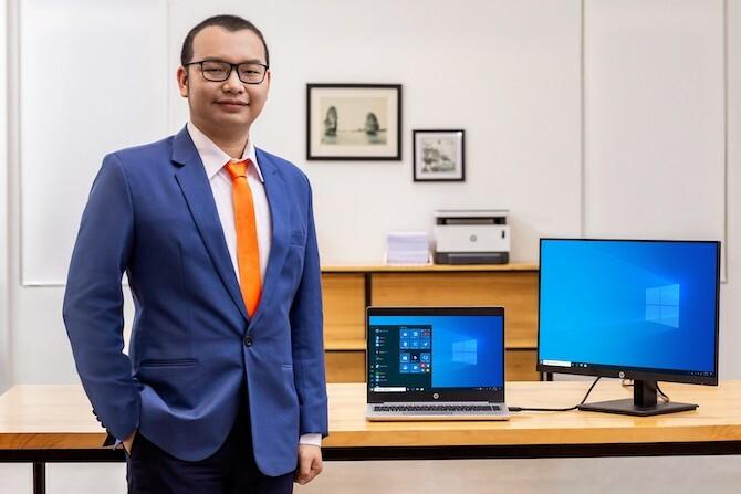Lê Đình Hiếu, CEO và sáng lập học viện G.A.P