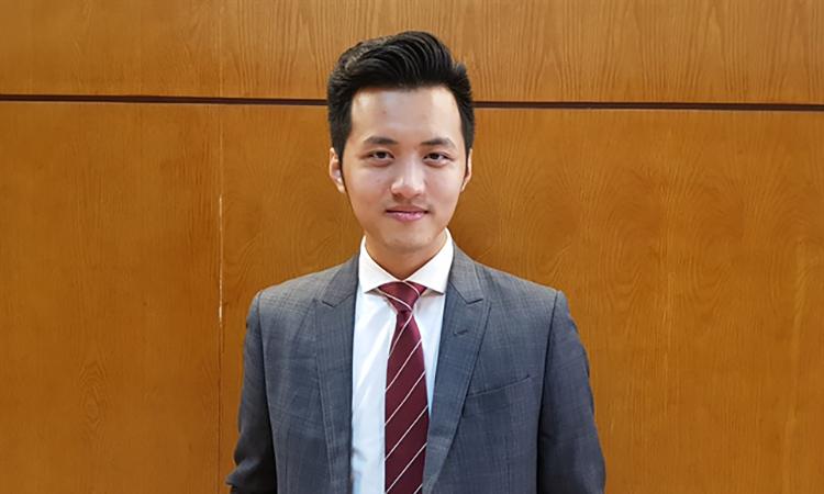 Hàn Ngọc Tuấn Linh -Nhà sáng lập kiêm Giám đốc điều hànhQuỹ đầu tư khởi nghiệp sáng tạo Vietnam Silicon Valley