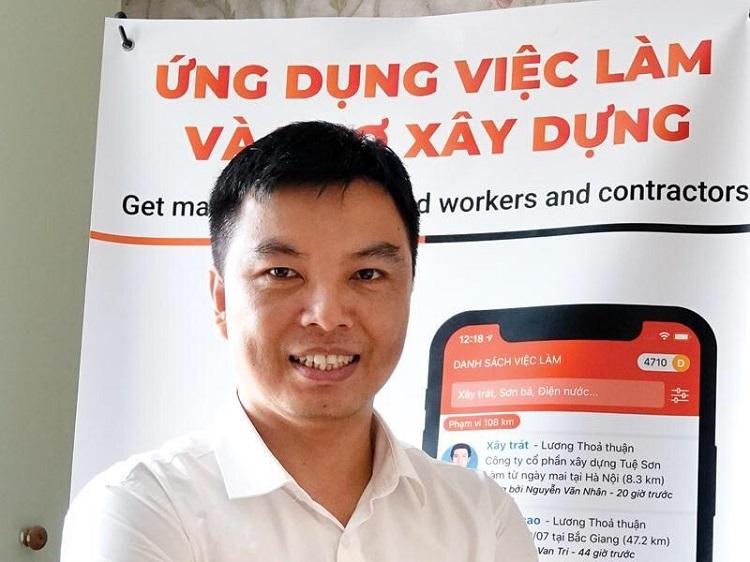 Ngô Văn Quân, nhà sáng lập Webuild.