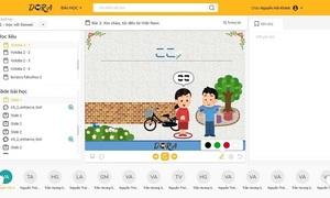 Dora - nền tảng dạy tiếng Nhật trực tuyến cho người Việt