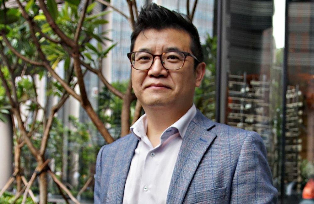 Wei Zhu - Giám đốc điều hành và sáng lập Igloo.