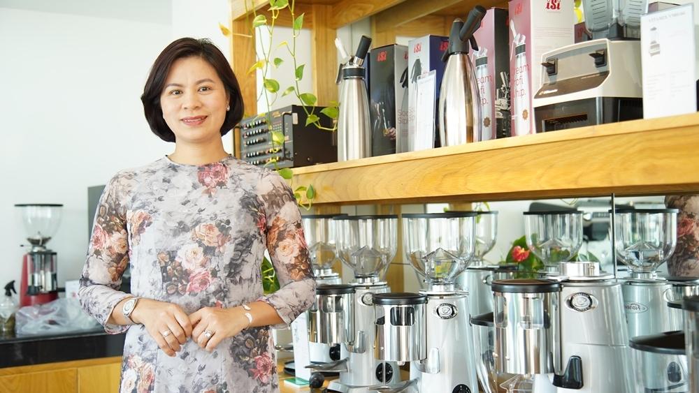 Bà Lê Thị Ngọc Thủy - Chủ tịch Viva International.