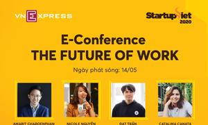 Startup tận dụng công nghệ để xoay sở trong Covid-19