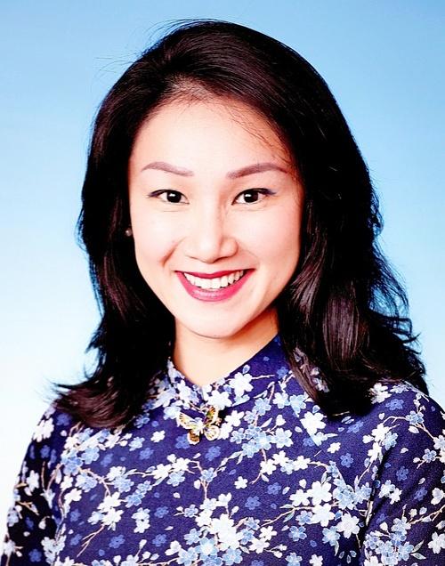Bà Minh Huỳnh - Giám đốc TAEL Partners.