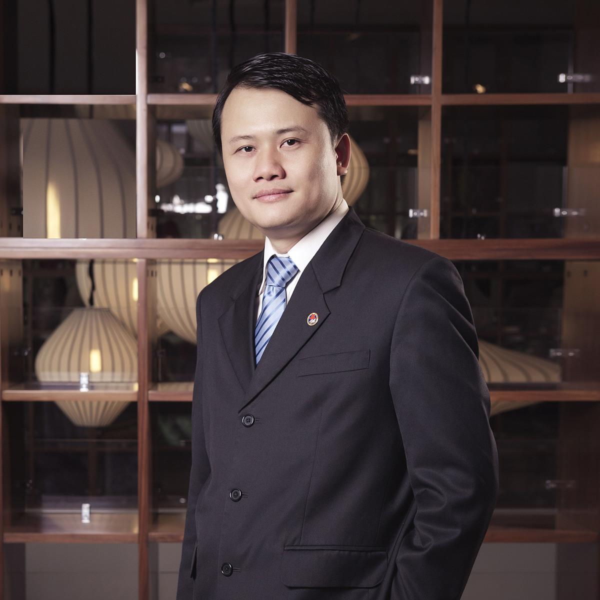 Ông Trần Bằng Việt - Phó chủ tịch Liên đoàn các nhà lãnh đạo và doanh nhân trẻ toàn cầu (JCI).