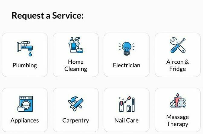 Một số dịch vụ trên