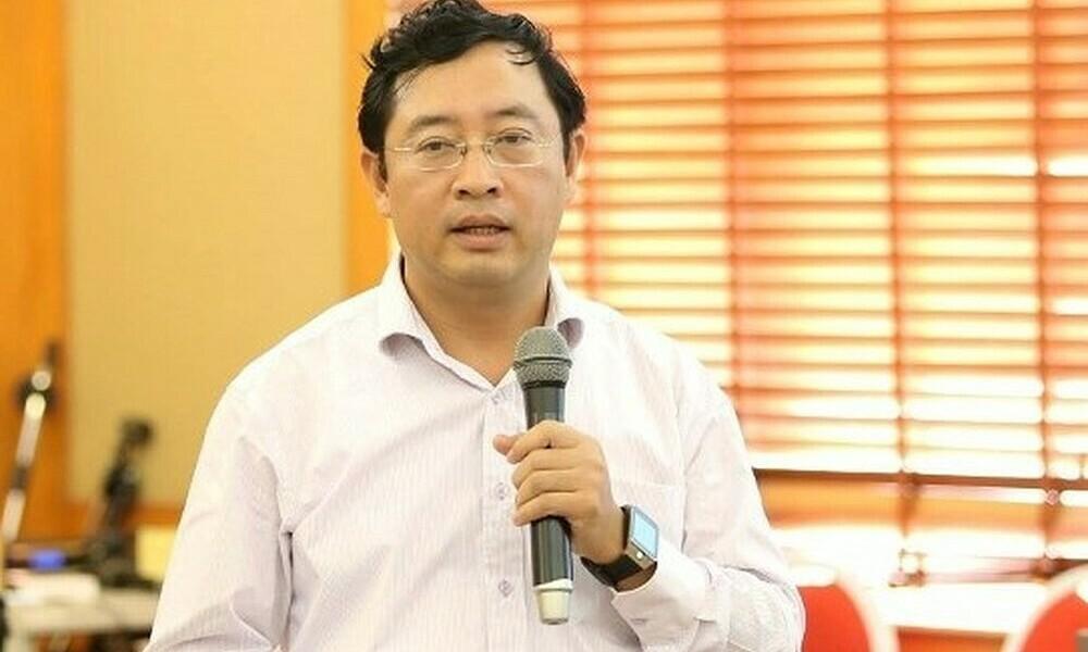 Ông Phạm Hồng Quất - Cục trưởng Cục Phát triển Thị trường và Doanh nghiệp Khoa học Công nghệ thuộc Bộ Khoa học Công nghệ.