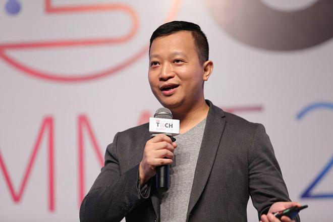 Ông Trần Ngọc Thái Sơn - Sáng lập kiêm Chủ tịch HĐQT Tiki.