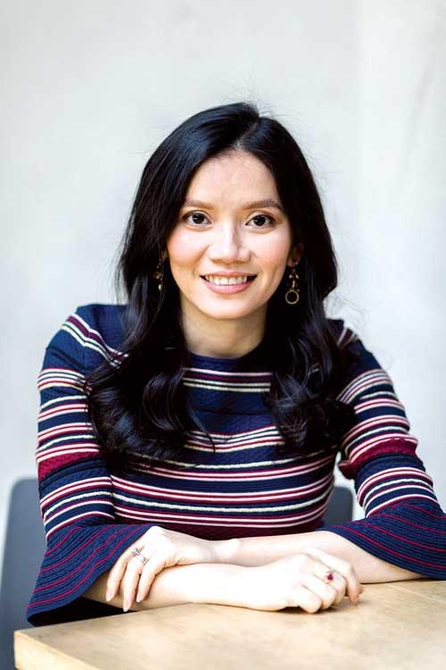 Bà Văn Đinh Hồng Vũ - Sáng lập kiêm CEO Elsa.
