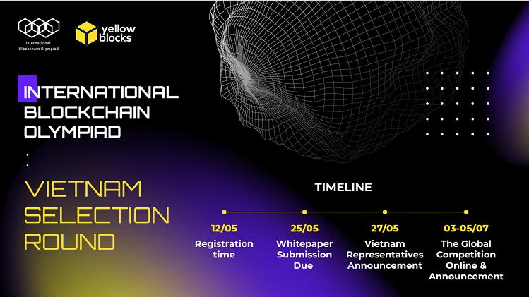 Vòng chung kết và trao giải của Olympic Blockchain Quốc tế diễn ra từ ngày 3-5/7. Thông tin chi tiết cuộc thi tham khảo tại đây.