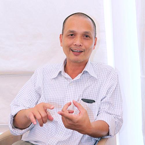 Ông Nguyễn Thành Nam - Hiệu trưởng Đại học trực tuyến FUNiX, Chủ tịch Endeavor Việt Nam.