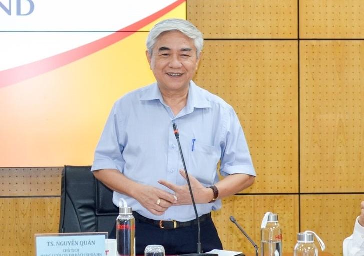 nguyên Bộ trưởng Bộ Khoa học và Công nghệ, Chủ tịch Mạng lưới Cựu sinh viên Trường ĐH Bách khoa Hà Nội