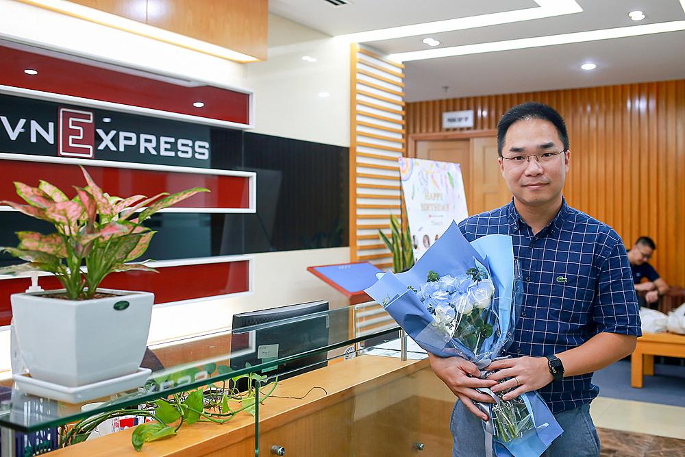 Bùi Thành Đô - Nhà đồng sáng lập & CEO Thinkzone Ventures. Ảnh: Tuấn Cao.