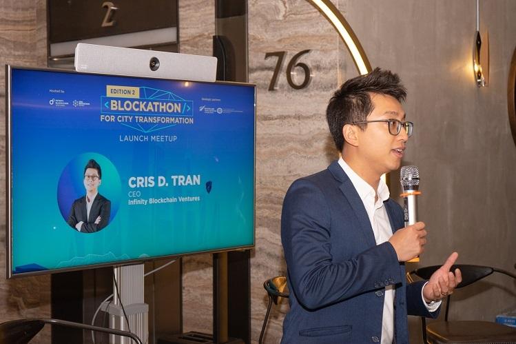Ông Cris. D Trần - CEO của IBV và ABR.