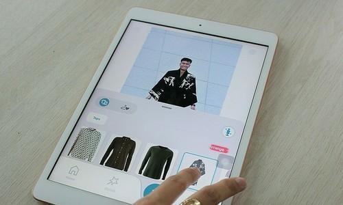 Ứng dụng phối và thử đồ trực tuyến cho tín đồ thời trang