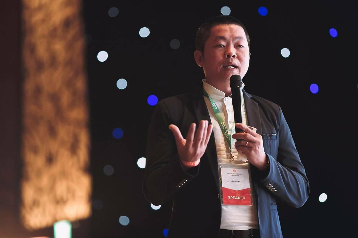 Trần Quốc Kỳ - Nhà sáng lập dự án Gigan.
