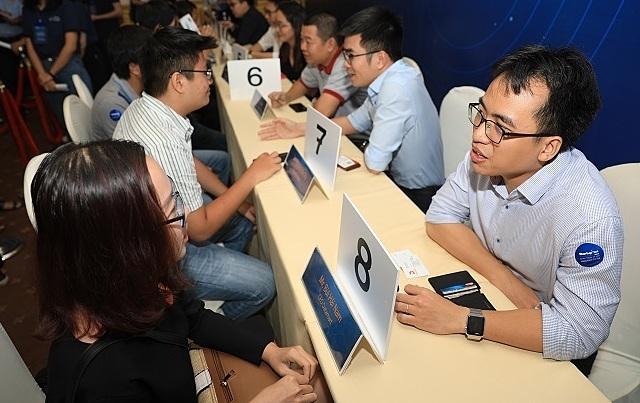 Startup Việt 2020 tiếp tục chú trọng kết nối cộng đồng khởi nghiệp với các nhà đầu tư.