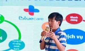 Chiến lược thu hút người dùng không cần quảng cáo của Bluecare