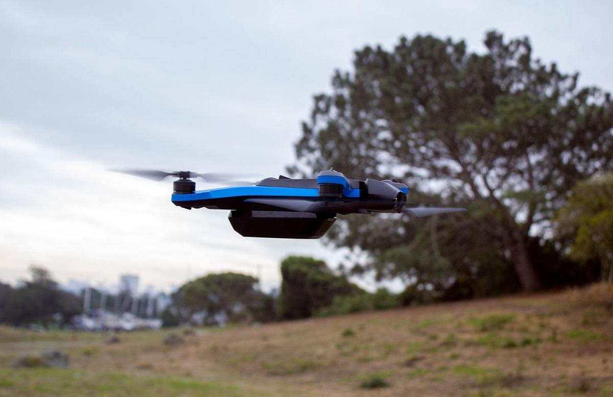 Nhiều startup máy bay không người lái được rót vốn đầu tháng 7.