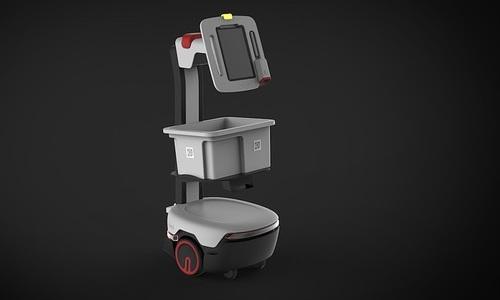 Robot dùng AI để vận chuyển hàng trong nhà kho