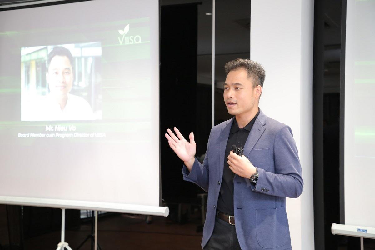 Ông Hiếu Võ - CFO của VIISA cho rằng Covid-19 là phép thử của các nhà sáng lập startup.
