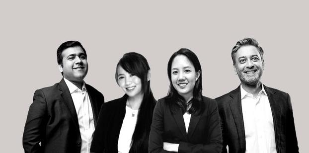Đội ngũ nhân sự đảm nhận hoạt động rót vốn của Lightspeed Venture tại Đông Nam Á.