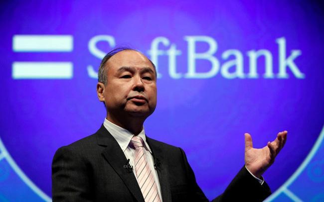 Chủ tịch kiêm CEO SoftBank Masayoshi Son.
