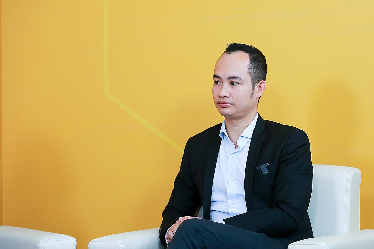 Ông Lê Văn Dương - Luật sư thành viên Indochine Counsel. Ảnh: Thành Huế.