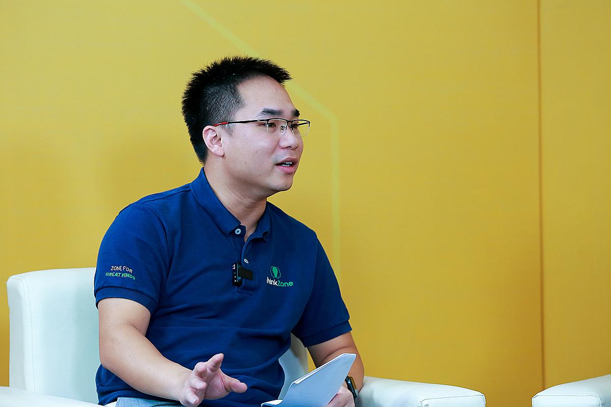 Ông Bùi Thành Đô, Nhà sáng lập ThinkZone Ventures kết luận.