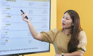 Top 50 Startup Việt 2020 trình bày chiến lược kinh doanh