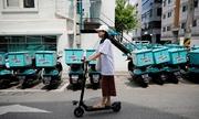 Cuộc chiến thị phần giao hàng tại Hàn Quốc