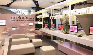 Chợ mỹ phẩm trực tuyến Indonesia vào Việt Nam