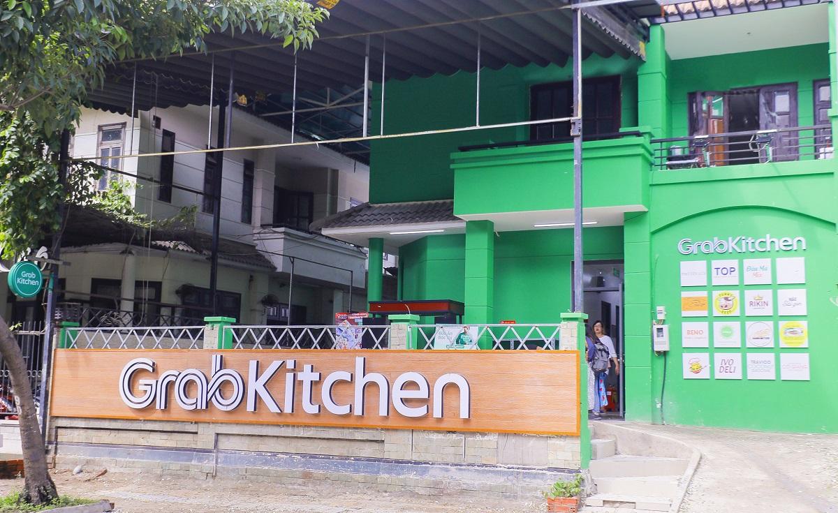 GrabKitchen Trung Sơn là GrabKitchen thứ ba tại Việt Nam. Ảnh: Grab.