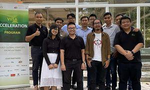 Hai startup vào chương trình tăng tốc khởi nghiệp của VIISA