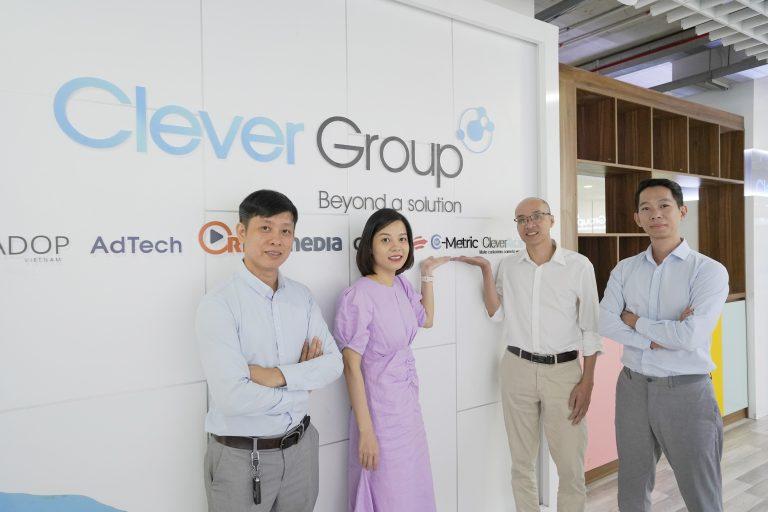 cMetric chính thức trở thành một công ty thuộc hệ sinh thái Clever Group.